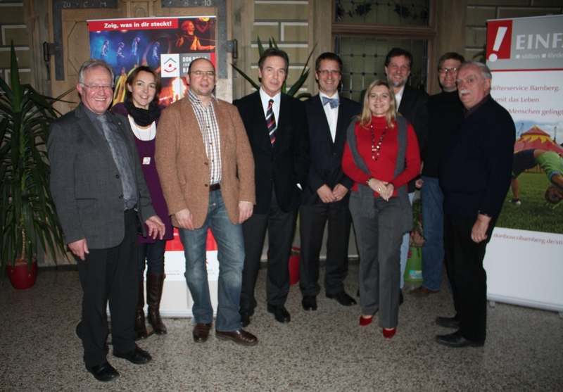 Stiftung Zirkus Giovanni Helfen Bamberg Don Bosco