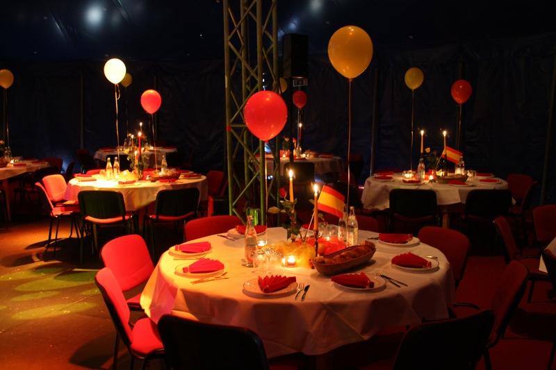 Ihr Event Im Zirkuszelt Ihr Eventpartner Leistungen